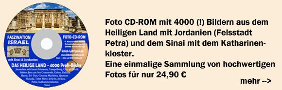 FOTO CD-ROM Faszination Israel 4000 (!) Bilder