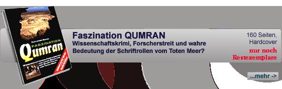 Faszination Qumran (Restexemplare)