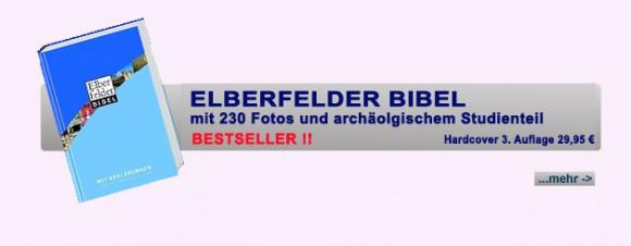 NEU: Elberfelder Archäologische Studienbibel 4. Auflage
